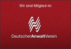 Mitglied DeutscherAnwaltVerein