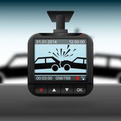 Dashcam in Kraftfahrzeugen