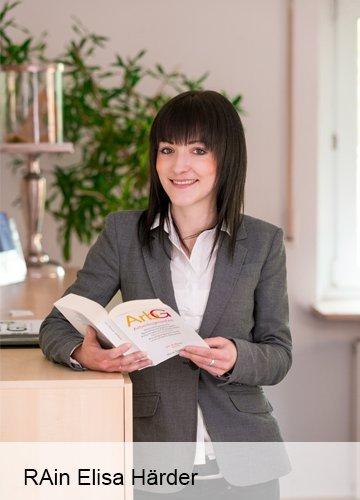 Rechtsanwältin Elisa Härder