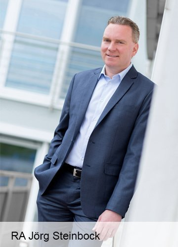 Fachanwalt für Arbeitsrecht Jörg Steinbock