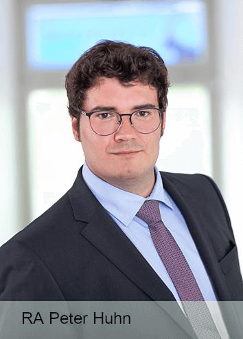 Rechtsanwalt Peter Huhn