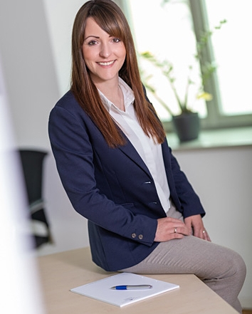 Fachanwaltin für Arbeitsrecht Elisa Härder