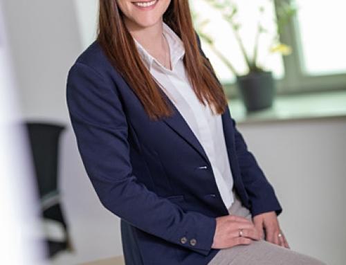 Neue Mitgesellschafterin, Frau Rechtsanwältin Härder, Fachanwältin für Arbeitsrecht