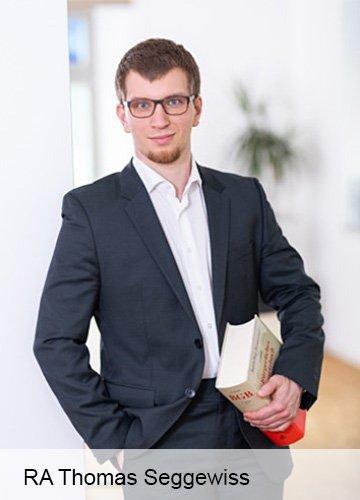 Rechtsanwalt Thomas Seggewiss