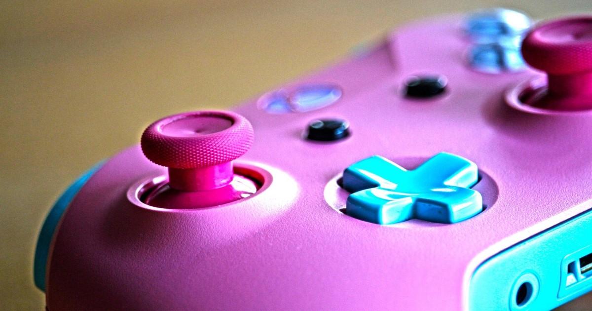 Xbox Controller Stream