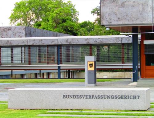 BVerfG bestätigt Kündigung nach rassistischen Äußerungen