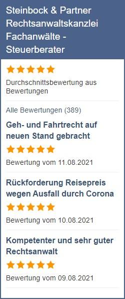 Anwalt de-Bewertungen-Steinbock-Partner-